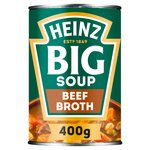 Heinz Big Soup Beef Broth