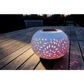 Cole & Bright Solar Filigree Table Light