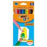 Bic Kids Tropicolors Colouring Pencils