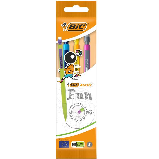 Bic Matic Combos Mechanical Pencils 0.7mm HB