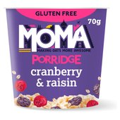 Moma Cranberry & Raisin Porridge