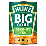 Heinz Big Soup Chunky Vegetable