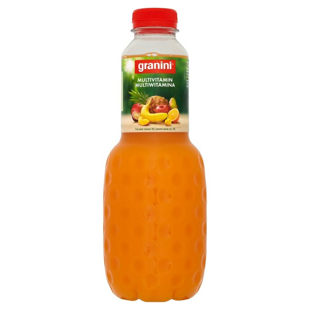 Granini Cocktail Multifruit Juice Drink