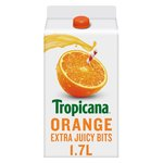 Tropicana Orange Extra Juicy Bits Juice