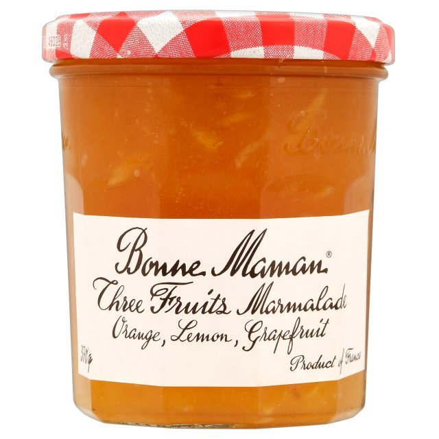Bonne Maman 3 Fruits Marmalade