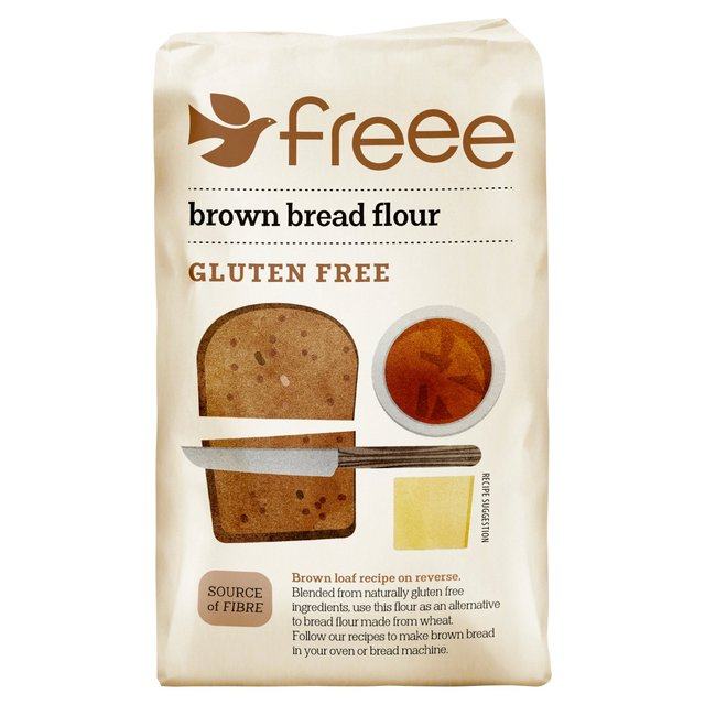 Doves Farm Gluten Free Brown Bread Flour | Ocado