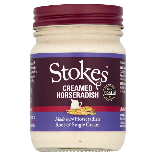 Image result for stokes horseradish
