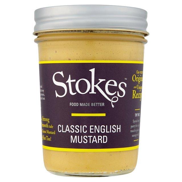3fc3f03d7baa Stokes Classic English Mustard 210g from Ocado