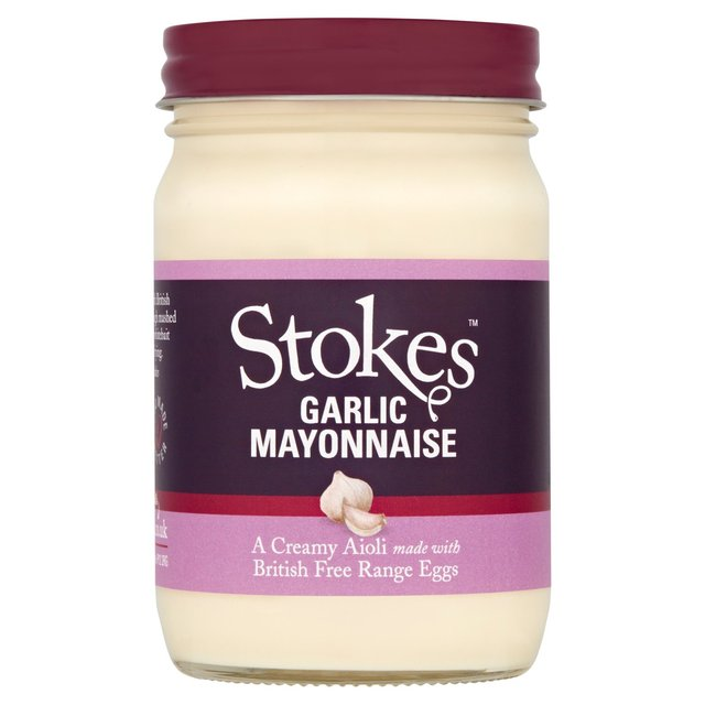 Stokes Garlic Mayonnaise