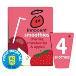 Innocent Kids Cherries & Strawberries Smoothies