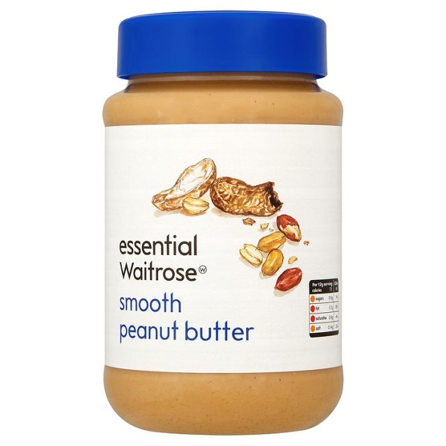 Smooth Peanut Butter essential Waitrose