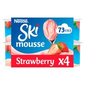 Ski Fruit Strawberry Mousse