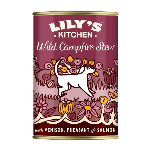 Lily's Kitchen Proper Dog Food Wild Campfire Stew