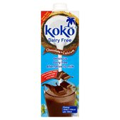 Koko Dairy Free Chocolate + Calcium Milk Alternative UHT