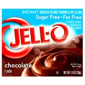 JellO Sugar Free Instant Chocolate