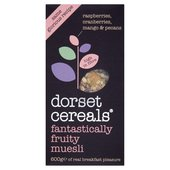 Dorset Fantastically Fruity Muesli