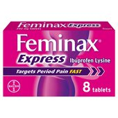 Feminax Express Period Pain & Cramps Tablets
