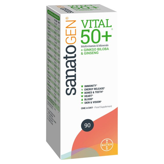 Sanatogen Vital 50+ Multivitamin
