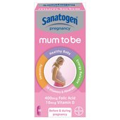 Sanatogen Mother to Be Multivitamin