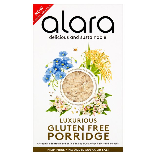 Alara Gluten Free Luxurious Porridge