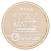 Rimmel Stay Matte Pressed Powder, Peach Glow