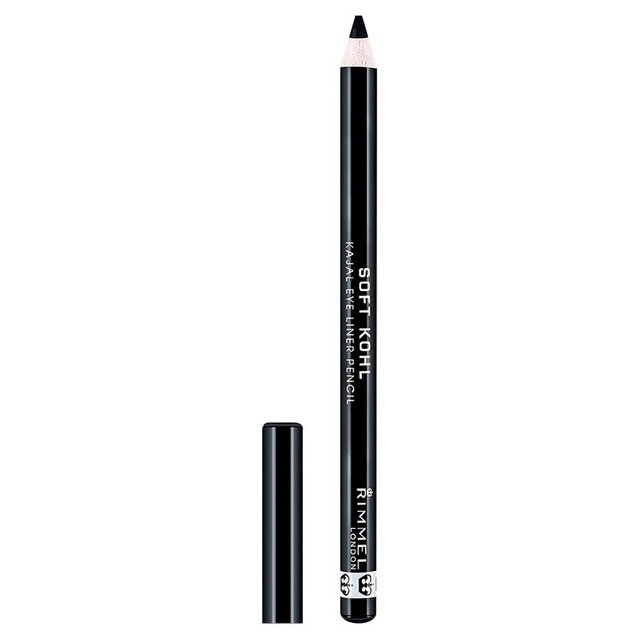 Rimmel Soft Kohl Pencil, Black