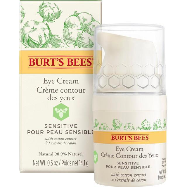 Burt S Bees Sensitive Eye Cream Ocado