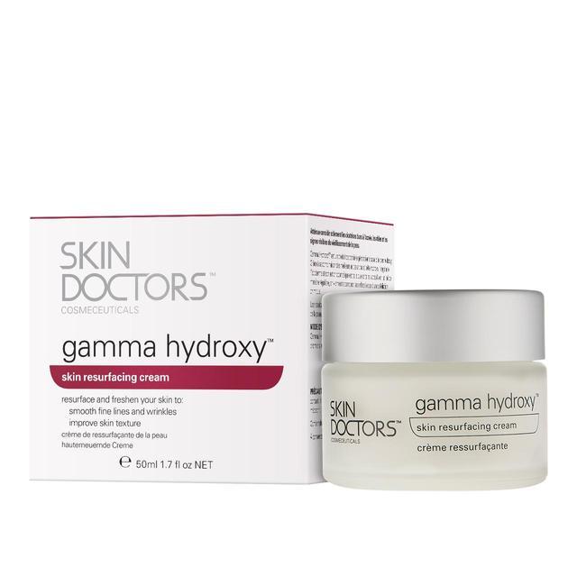 Skin Doctors Gamma Hydroxy Skin Resurfacing Cream 50ml from Ocado