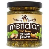 Meridian Free From Green Pesto