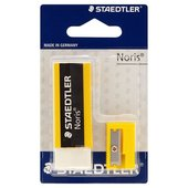 Staedtler Noris Eraser & Pencil Sharpener