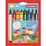 STABILO Scribbi Colouring Pens