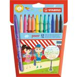 STABILO Power Colouring Pens