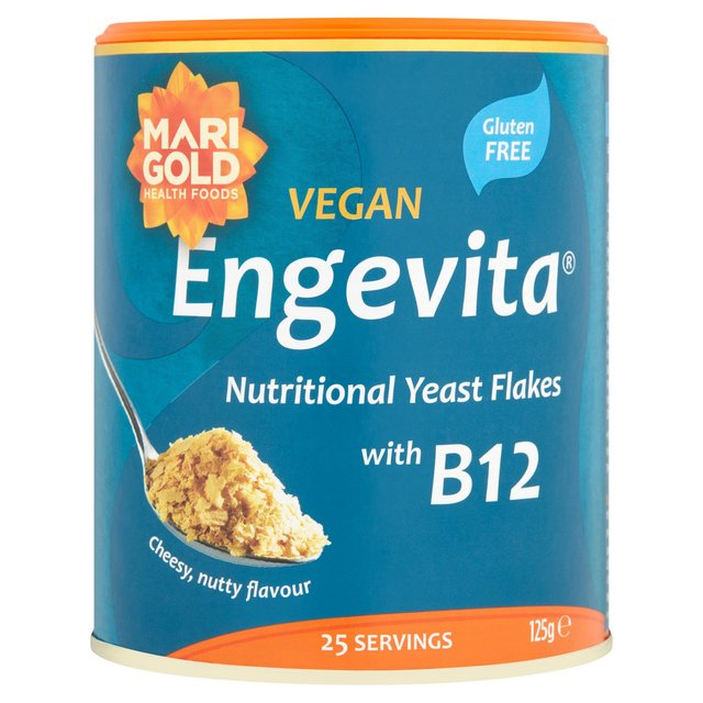 Marigold Engevita with Added B12 Nutritional Yeast Flakes