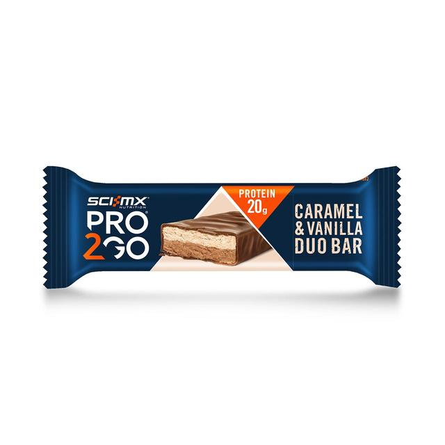Sci-MX Protein Duo Bars - Caramel and Vanilla