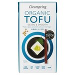 Clearspring Organic Japanese Silken & Smooth Tofu