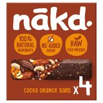 Nakd Cocoa Orange Multipack