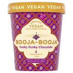 Booja Booja Organic Hunky Punky Chocolate Ice Cream