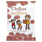 Choice Free From Chocolate Buttons Bag