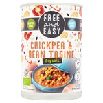 Free & Easy Free From Organic Tagine Chick Pea & Bean