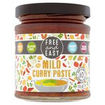 Free & Easy Free From Mild Curry Paste