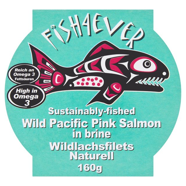 Fish 4 Ever Wild Pacific Pink Salmon