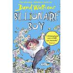 David Walliams Billionaire Boy Book