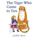 Tiger Who Came To Tea Book
