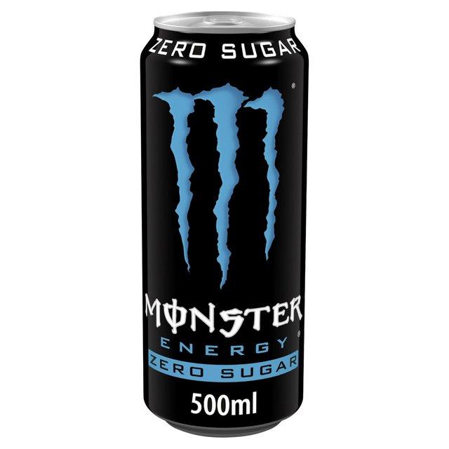 Caffeine Free Monster Energy Drink