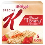 Kellogg's Special K Biscuit Moments Strawberry
