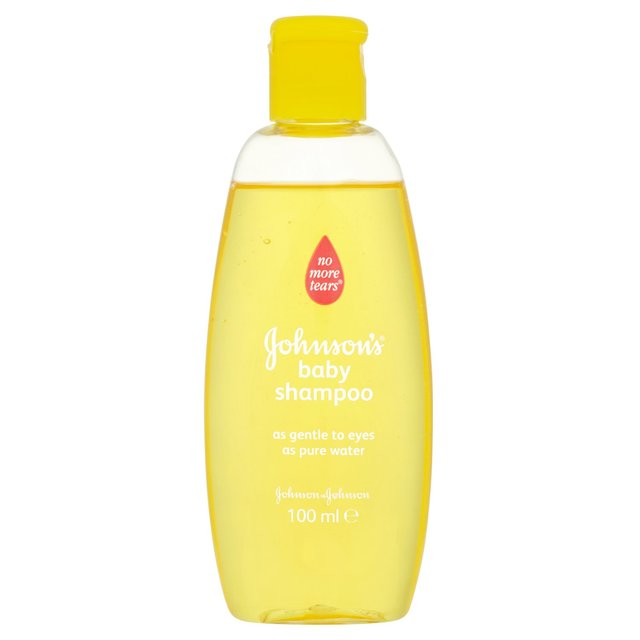 Johnson's Baby Gold Travel Shampoo