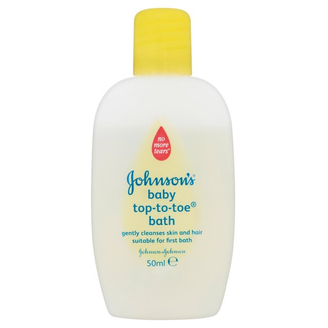 Johnson's Baby Top To Toe Wash