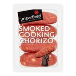 Unearthed Spanish Smoked Cooking Chorizo Sausages