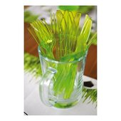 Plastic Cutlery Set, Green
