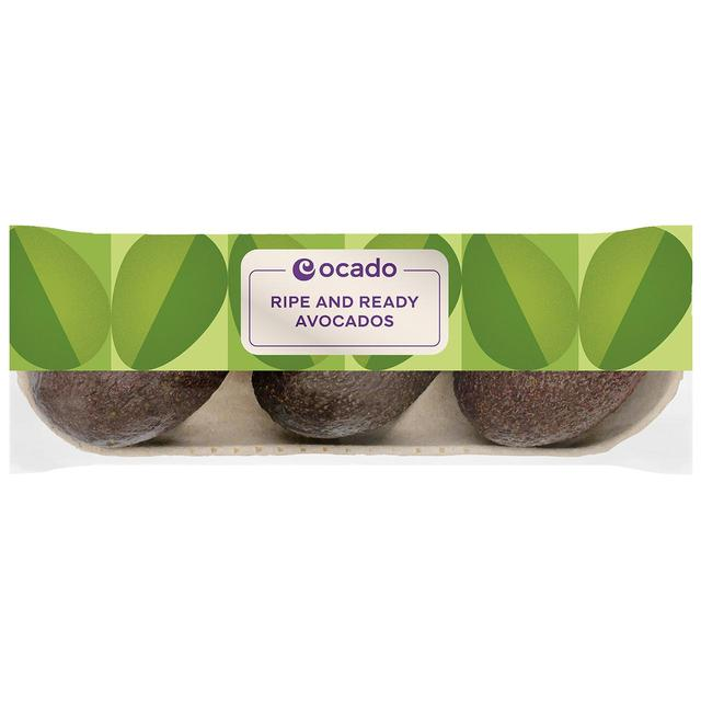 Ocado Ripe & Ready to Eat Avocados